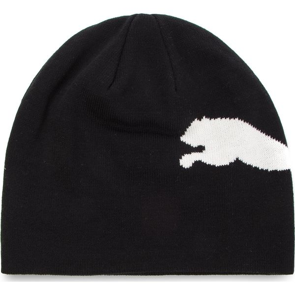 1174da4f653e9 Czapka PUMA - Big Cat Beanie 052925 47 Black/Big Cat White - Czapki ...