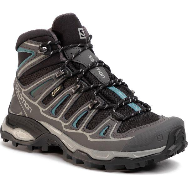 Buty trekkingowe Salomon X Ultra Mid 2 czarne | Buty