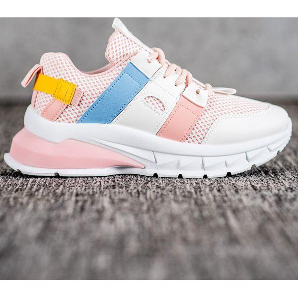 Seastar Kolorowe Sneakersy Z Siateczką