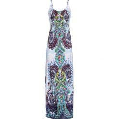 480a82d533 Długa letnia sukienka plus size - Sukienki damskie - Kolekcja wiosna ...