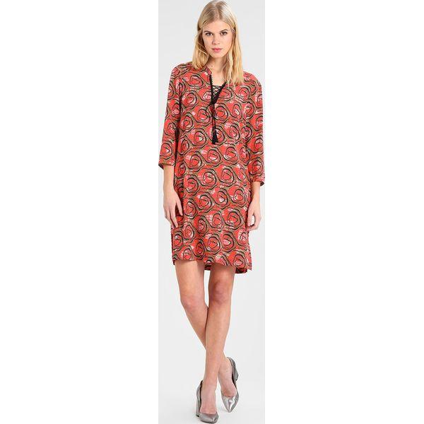 bd57a923d1 Expresso DEMI Sukienka letnia rot - Czerwone sukienki damskie marki ...