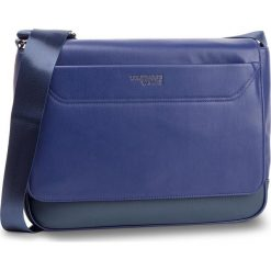 eeed34ac37ffc Torba na laptopa TRUSSARDI JEANS - Business Affair Messanger 71B00114  Navy/Bluette. Torby na