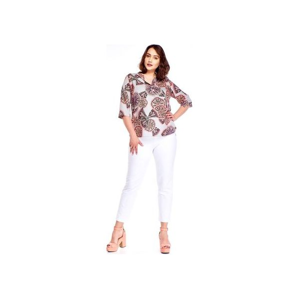 c63887da076dd5 Szare bluzki damskie - Kolekcja lato 2019 - Sklep Radio ZET