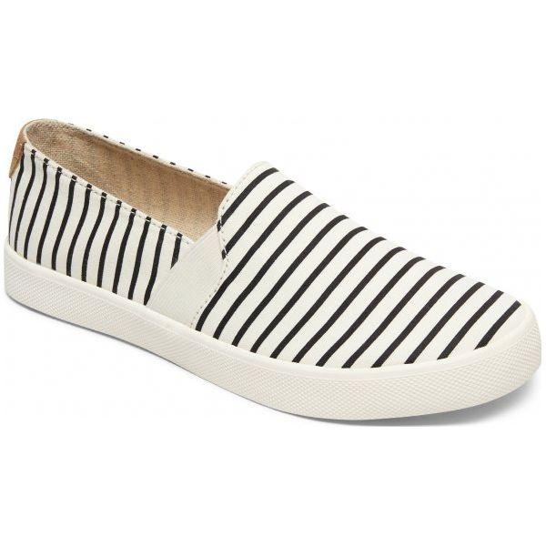 66f2499e3be0 Roxy Tenisówki Slip-On Damskie Atlanta Ii J Shoe Tst