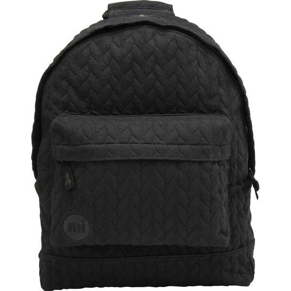 b10600a2efa4a Mi-Pac - Plecak Jersey Rope 17L - Czarne plecaki męskie marki Mi-Pac ...