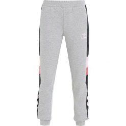 858a1574c566 ... Kolekcja zima 2018. Hummel MEDUSA PANTS Spodnie treningowe grey  melange. Szare spodnie dresowe damskie marki Hummel