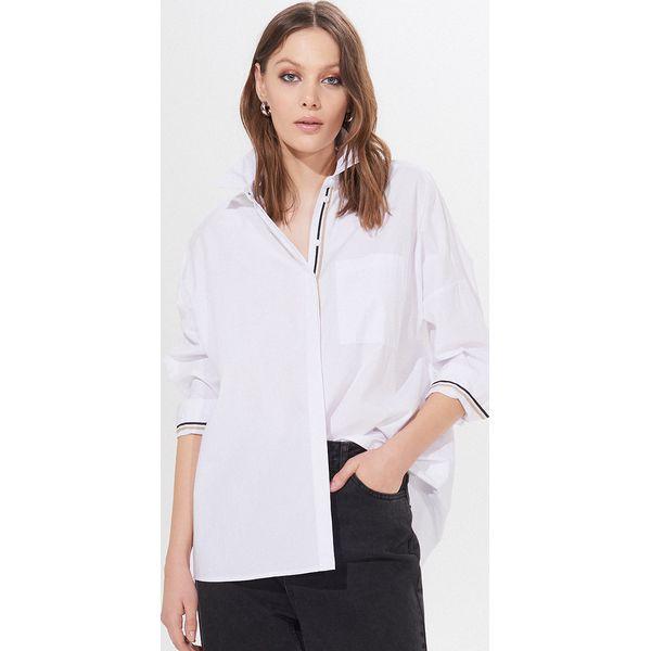 białe koszule damskie bawełniane
