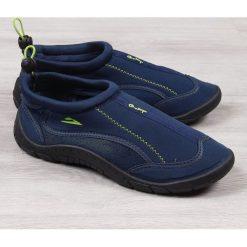 Niebieskie buty sportowe męskie ze sklepu Butyraj Kolekcja