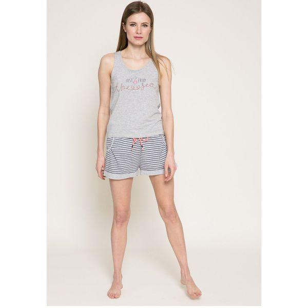 79ee8a1b452e2b Henderson Ladies - Piżama - Szare piżamy damskie marki Henderson ...