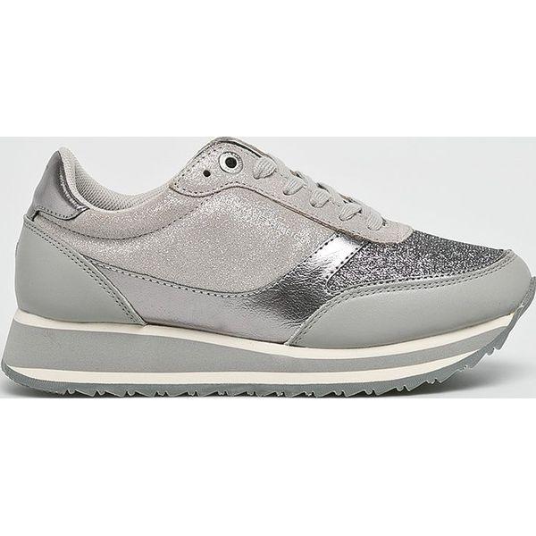 096792533bd70 Tommy Hilfiger - Buty - Szare obuwie sportowe damskie marki Tommy ...