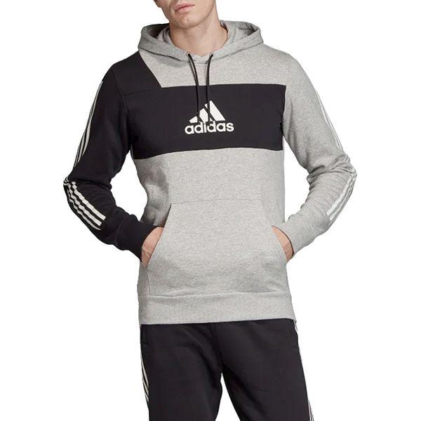 adidas MH Bos PO FT Pullover M Hood DT9945 czarne XXL