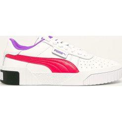 Wyprzedaż białe obuwie sportowe damskie Puma Kolekcja