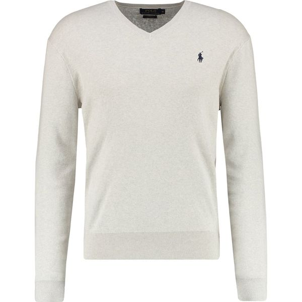 d2ea8cd00 Polo Ralph Lauren Sweter light grey heather - Swetry męskie Polo ...