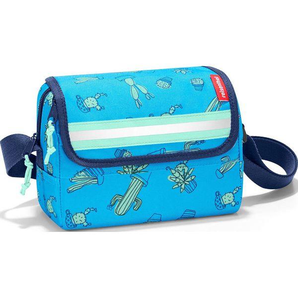 a371891516d18 Torba dziecięca Everydaybag Cactus Blue - Niebieskie torby podróżne ...