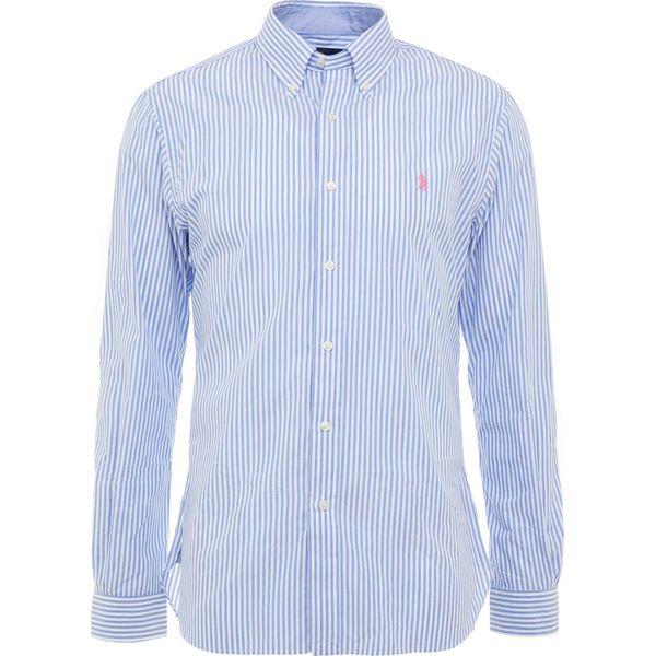 a2463398fe81 Polo Ralph Lauren CUSTOM FIT Koszula azure blue - Niebieskie koszule ...