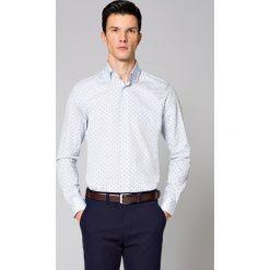 Białe koszule męskie ze sklepu Lancerto Kolekcja lato 2020  yzYuF