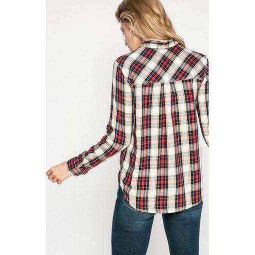 28f5ba8ca Pepe Jeans - Koszula Amalia - Koszule damskie marki Pepe Jeans. W ...