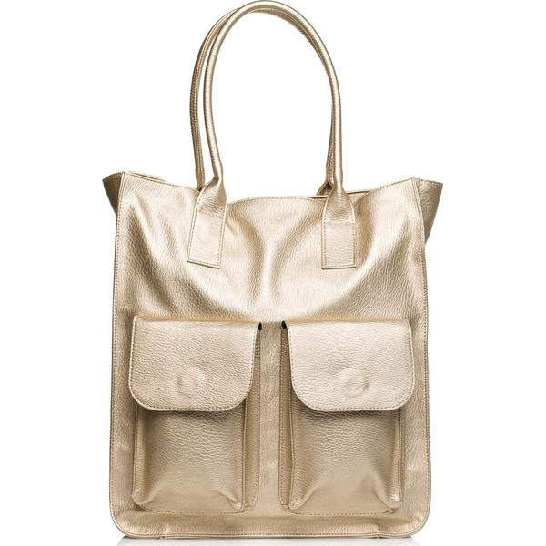78f097e50850c Pojemna Torba Model 3 Typu Shopper - Shopperki damskie marki Molly ...