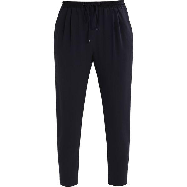 c1f1b24df0eae BOSS CASUAL SENDRAH Spodnie materiałowe dark blue - Spodnie ...