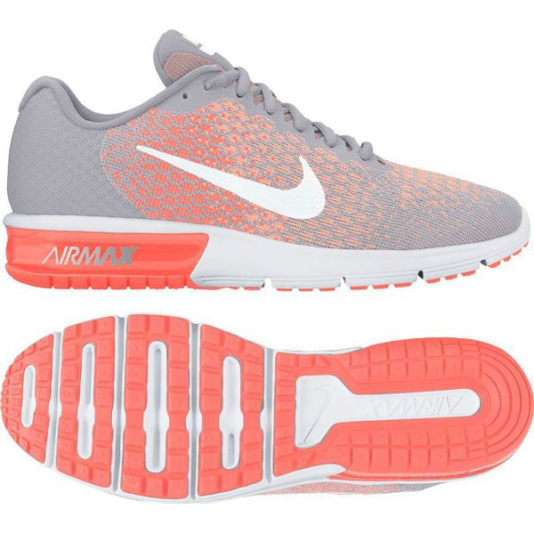 super popular 907e3 0a610 Nike Buty damskie Air Max Sequent 2 szare r. 36 12 (852465 0