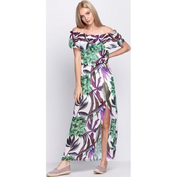 7a7ed07310 Fioletowa Sukienka Holidays - Fioletowe sukienki damskie marki ...