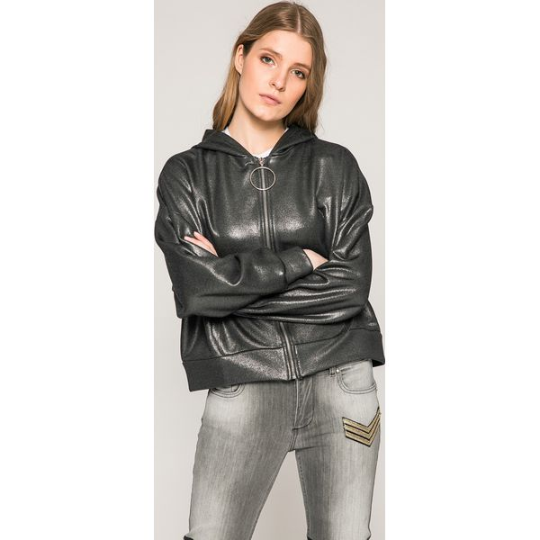 544547fddb9a3 Guess Jeans - Bluza Sabine - Bluzy damskie marki Guess Jeans. W ...