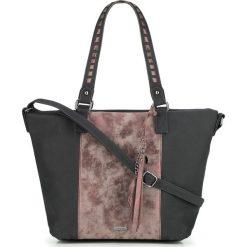 eaea1e0301039 Srebrna shopper bag - Shopperki damskie - Kolekcja wiosna 2019 ...