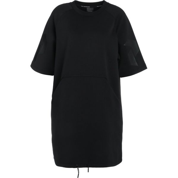 4e9ef2b659 Peak Performance Sukienka sportowa black - Czarne sukienki damskie ...