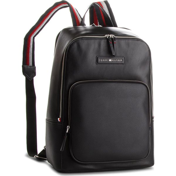 5fa7192135792 Plecak TOMMY HILFIGER - Corporate Mix Backpack AM0AM03422 002 ...