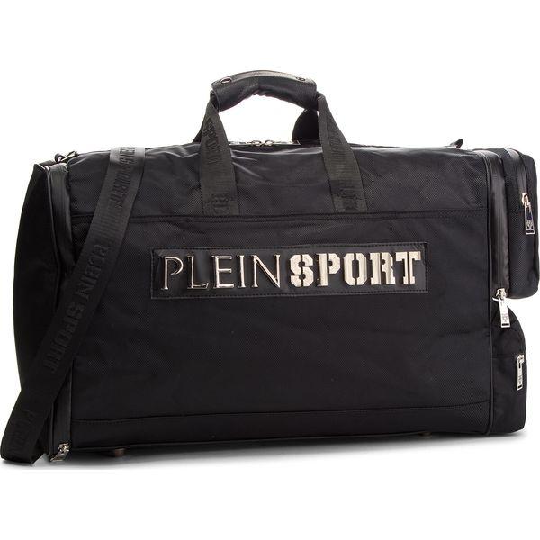 ca924da467797 Torba PLEIN SPORT - Medium Travel Bag Corrad F18A MBD0102 SNY001N ...
