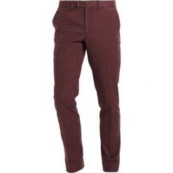 9b934a8e084a1 J.LINDEBERG GRANT Spodnie garniturowe burgundy. Eleganckie spodnie męskie  marki J.LINDEBERG.