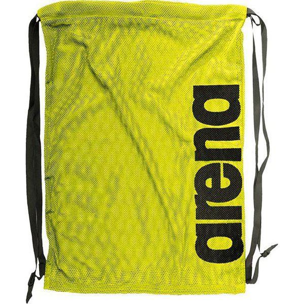 93b84b686af49 Arena Torba sportowa fast Mesh (yellow-black) (1E045 335) - Czarne ...