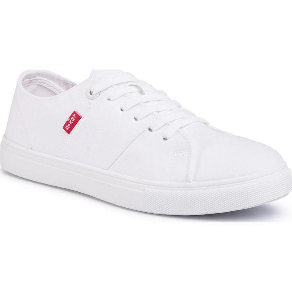 Tenisówki LEVI'S Pillsbury 231552 733 51 Regular White