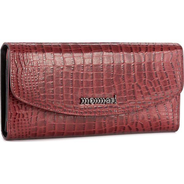 dfba976d2c471 Duży Portfel Damski MONNARI - PUR1670-005 Red - Czerwone portfele damskie  marki Monnari
