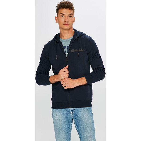 bba528efe8468 Guess Jeans - Bluza - Bluzy sportowe męskie marki Guess Jeans. W wyprzedaży  za 269.90 zł. - Bluzy sportowe męskie - Odzież sportowa męska - Odzież męska  ...