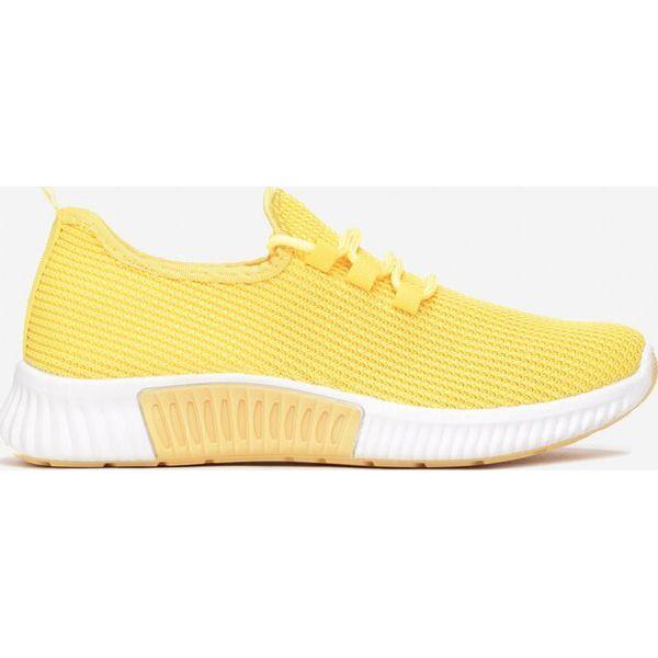 Żółte Buty Sportowe Nautiney