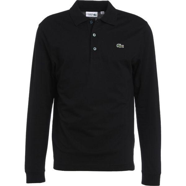 c4ea44687 Lacoste Sport Koszulka polo black - Koszulki sportowe męskie marki ...