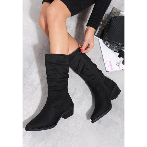 G STAR RAW Botki 'Strett Heel' w kolorze czarnym | ABOUT YOU