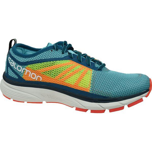 Salomon Sonic RA W 401438 buty do biegania damskie niebieskie 40 23