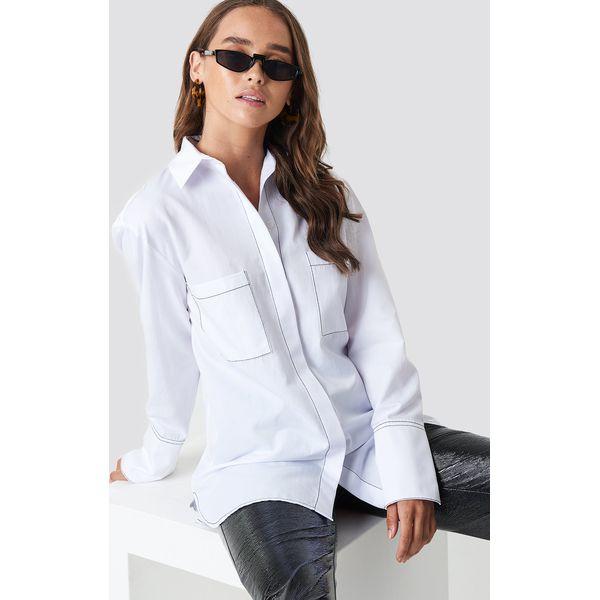 Marki Z Koszule Detalami Kd Koszula Damskie Białe Na Trend White UzLqVSMpG