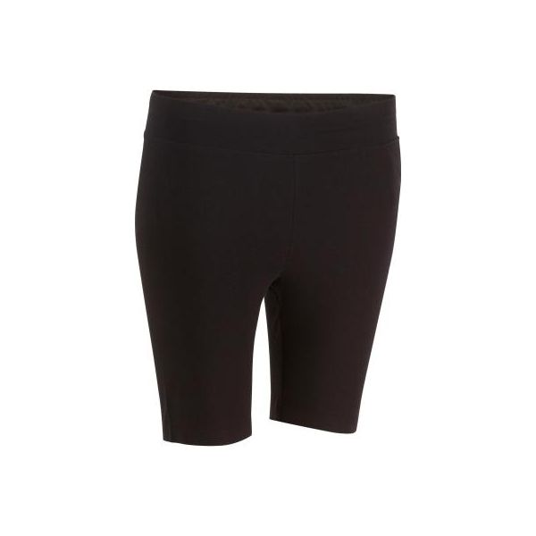 fc4cf5fba Legginsy krótkie slim Gym & Pilates FIT+ 500 damskie - Legginsy ...