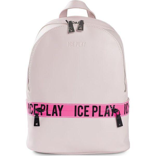 71bf35a5f7b26 Plecak Ice Play By ICEBERG - Plecaki damskie marki ICE PLAY BY ICEBERG. Za  739.00 zł. - Plecaki damskie - Torby i plecaki damskie - Akcesoria damskie  ...