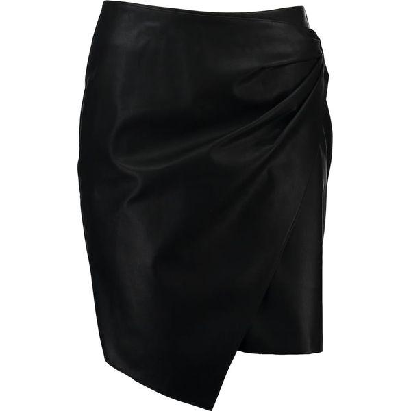 f064555a49471 Aaiko LYLA Spódnica ołówkowa black - Czarne spódnice damskie marki ...