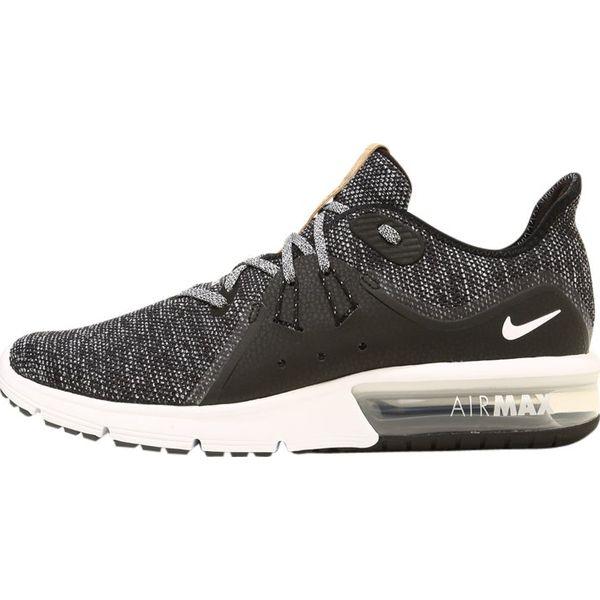 51a3eb85815fc Nike Performance AIR MAX SEQUENT 3 Obuwie do biegania treningowe  black/white/dark grey - Buty sportowe męskie marki Nike Performance. Za  399.00 zł.