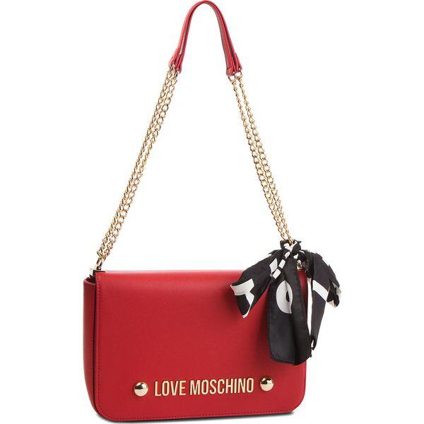 ecf0476d81aaa Torebka LOVE MOSCHINO - JC4314PP06KU0500 Rosso - Czerwone torebki do ...
