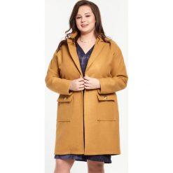 Płaszcze damskie ze sklepu Moda Size Plus Kolekcja wiosna