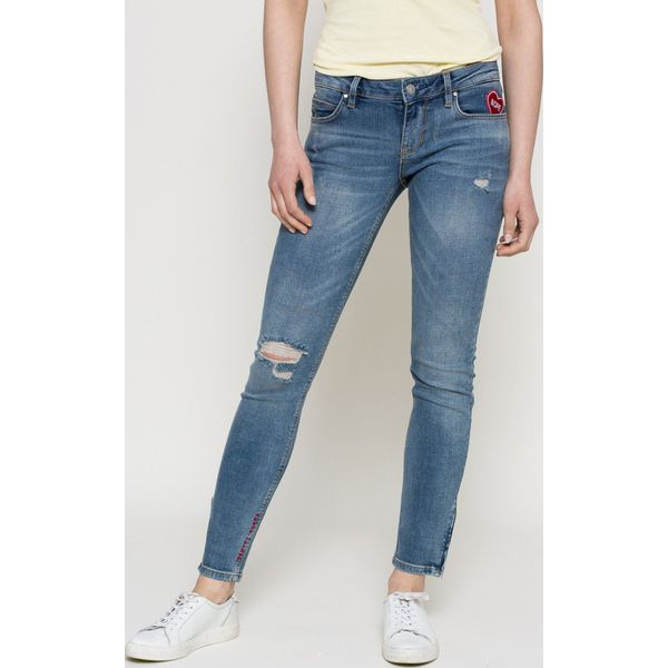 a59210a8d017f Guess Jeans - Jeansy - Jeansy damskie marki Guess Jeans. W ...
