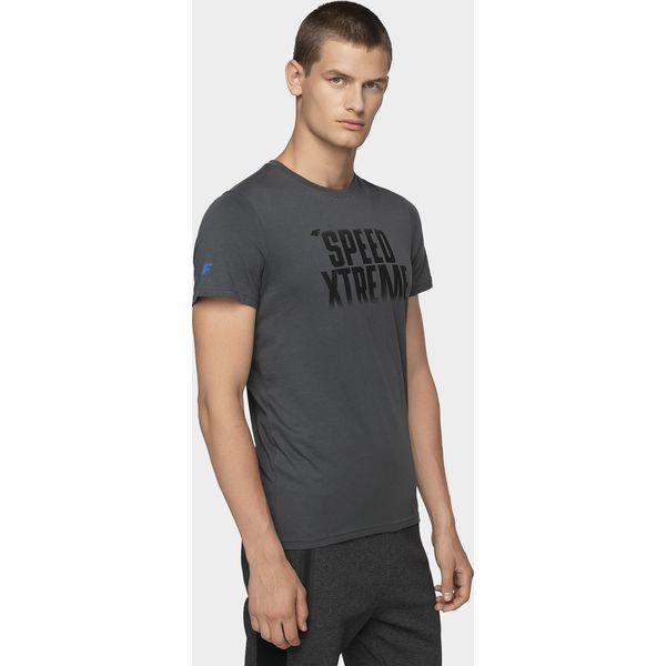 Lekki T shirt męski Regent SOL´S. Kolor szmaragdowy, rozmiar