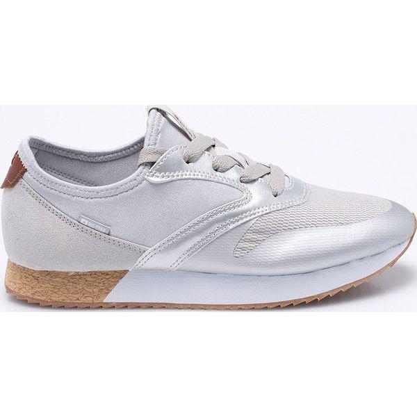 f15b1cb95e97e Big Star - Buty - Szare obuwie sportowe damskie marki BIG STAR, z ...