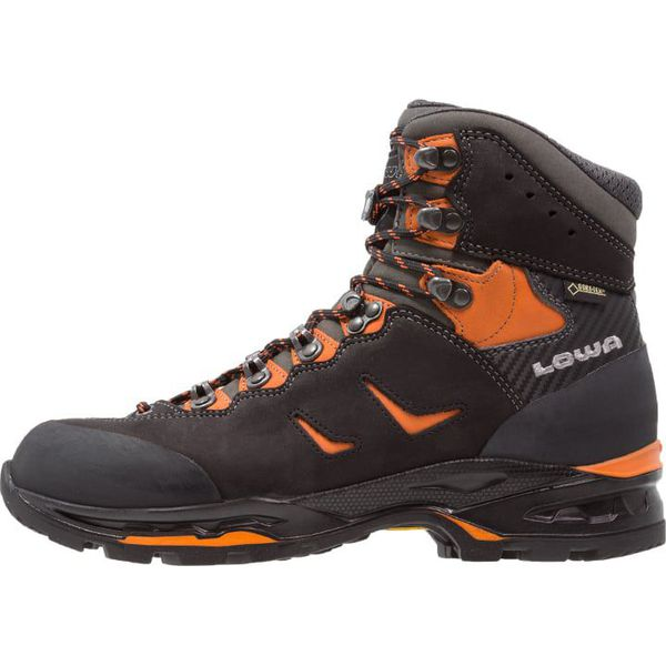 a9e991b8 Lowa CAMINO GTX Buty trekkingowe schwarz/orange - Buty sportowe ...
